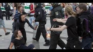 Polizeigewalt Deutschland - Polizei - Gewalt in Berlin