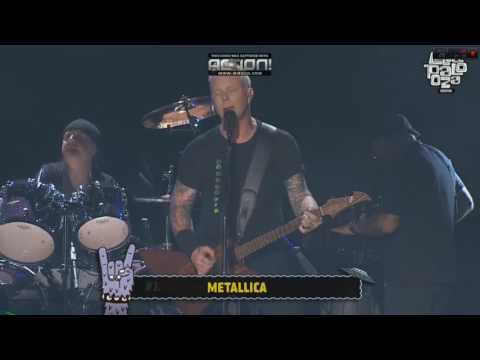 Metallica - Nothing Else Matters Lollapalloza Argentina 2017