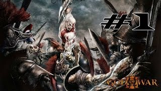 My Vengeance, Ends Now - God of War 3 #1
