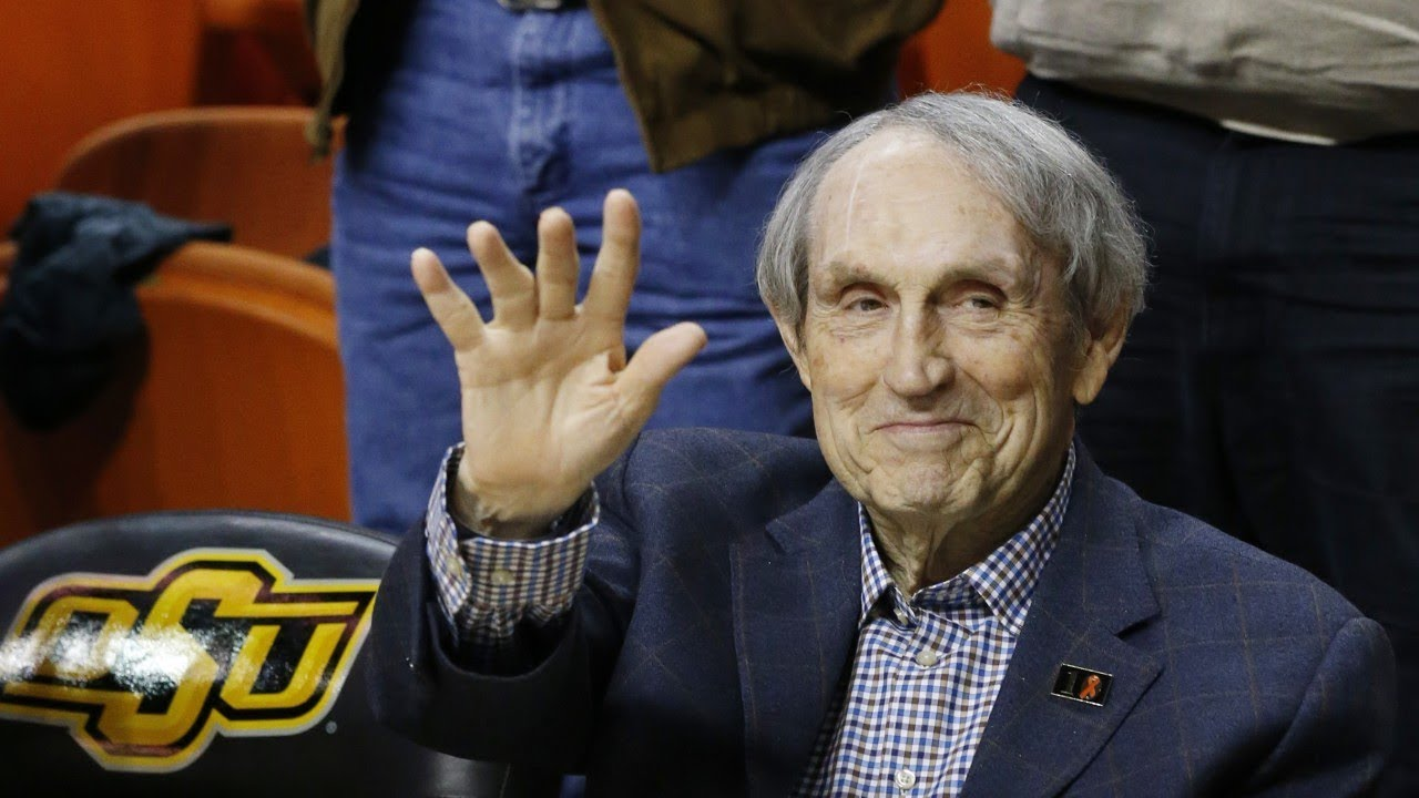 Legendary college basketball coach Eddie Sutton dies at 84
