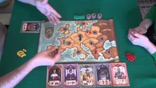 Эпидемия - играем в настольную игру, board game Rattus(Купить игру/Правила игры http://hobbyworld.ru/jepidemija Эпидемия 1347 год. Благодаря крысам в Европе стремительно разгора..., 2016-02-15T10:52:55.000Z)