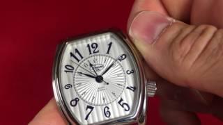 Buran Tonneau Alarm - Poljot 2612.1 decorated caliber