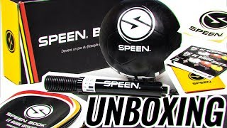 Unboxing Officiel de la Speen Ball