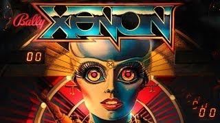 Classic Game Room - XENON pinball machine review