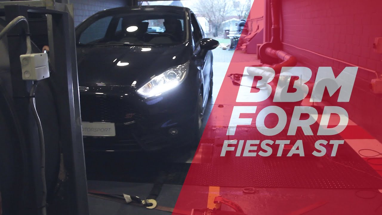 ford fiesta st chiptuning 221ps by bbm youtube. Black Bedroom Furniture Sets. Home Design Ideas