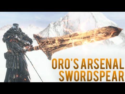 Dark Souls 3 - Oro's Arsenal: Dragonslayer Swordspear