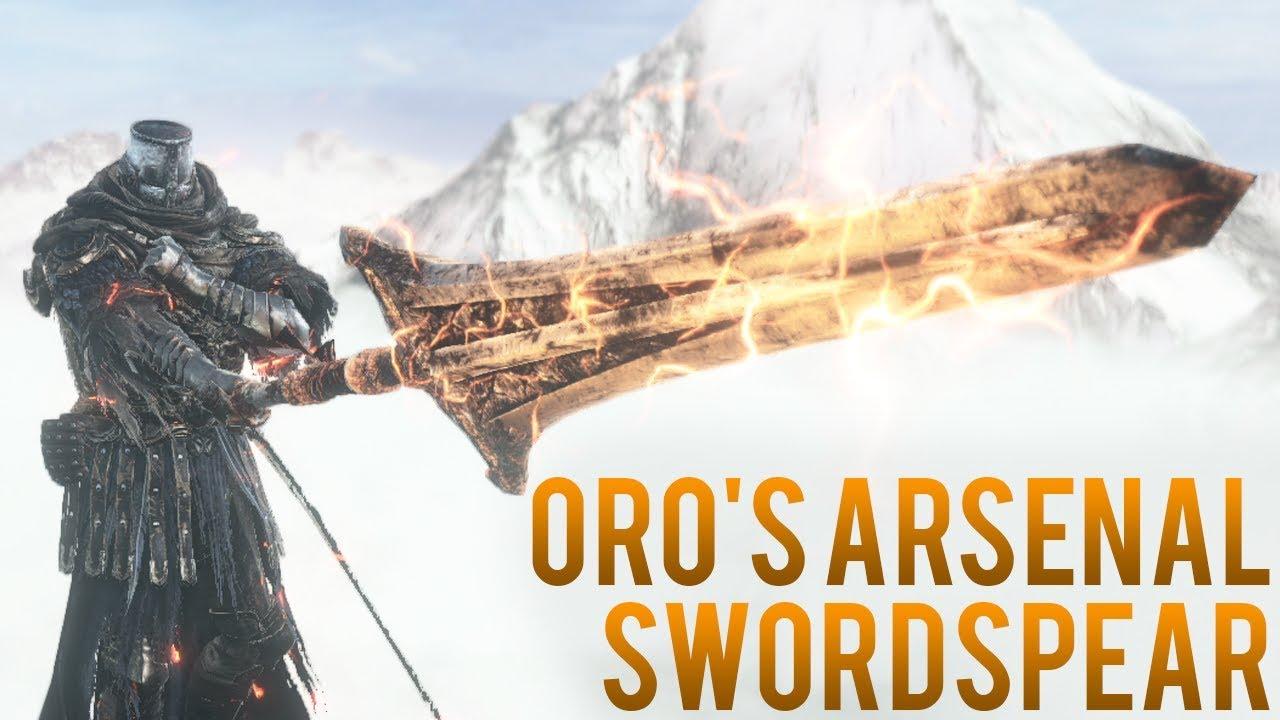 Dark Souls 3: Oro's Arsenal (Dragonslayer Swordspear)