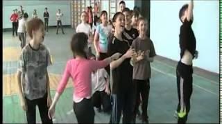 2013.05.27 На уроке физкультуры