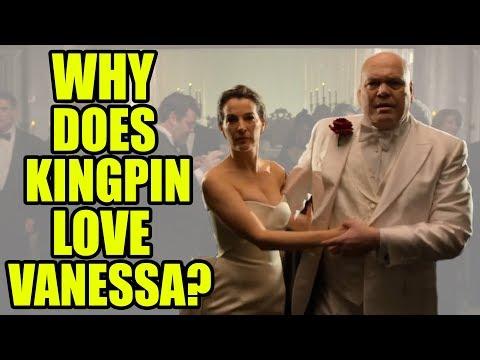 Why does Kingpin love Vanessa? - Daredevil Season 3