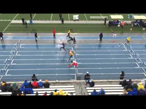 Indiana State University 2016 Drake Relays SHR Champions: Fastest Time in the Nation