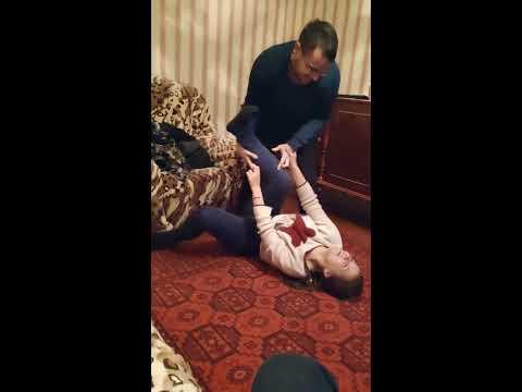 Жесть!  Отец пытался наказать Дочь!!!! ИНЦЕСТ