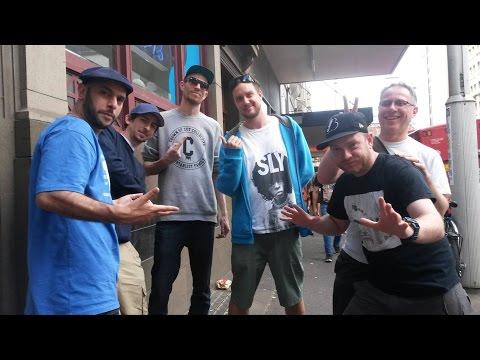 Hardcore Classic meets Solid Steel, DJ Food, DJ Moneyshot & DJ Cheeba interview - 2014