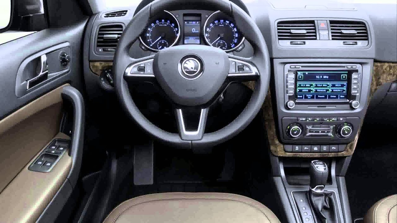 skoda yeti 1 2 tsi active youtube. Black Bedroom Furniture Sets. Home Design Ideas