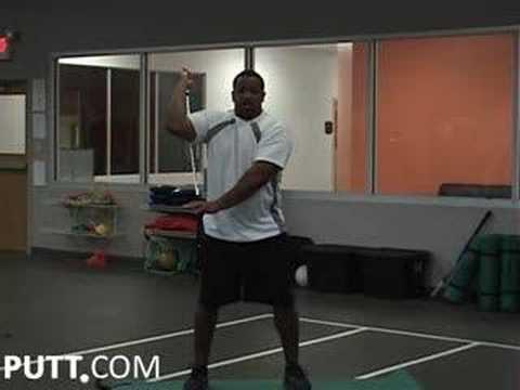 Putt.com Golf Fitness Tips – Shoulder Stretch