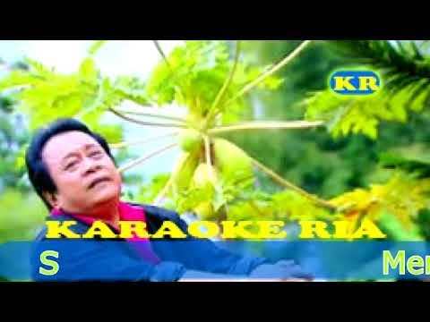 Merana ~ Mansyur S (Karaoke Dangdut Populer)