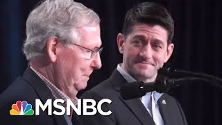 Republicans Are Losing Their Religion On Deficits | All In | MSNBC
