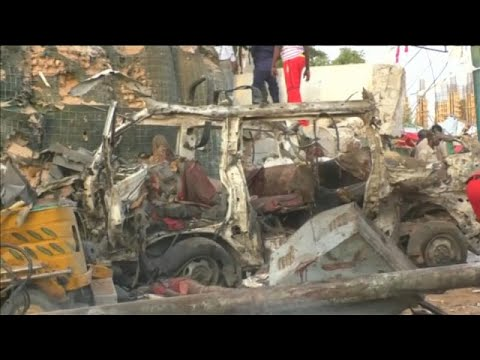 Death toll rises in Somali hotel bombing