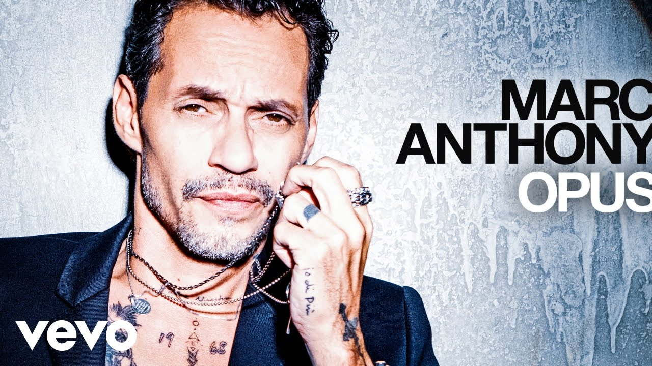 Marc Anthony Un Amor Eterno Audio Youtube