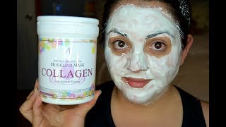 Korean Collagen Mask