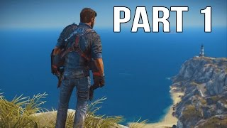 Just Cause 3 - Gameplay Walkthrough Part 1 - Welcome to Medici