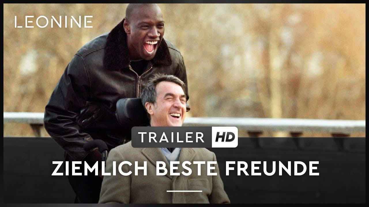 Ziemlich beste Freunde - Trailer (deutsch/german)