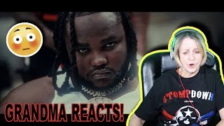 Grandma REACTS to Tee Grizzley - Satish [Official Video]