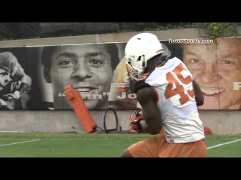 Football spring profile: Malik Jefferson March 16