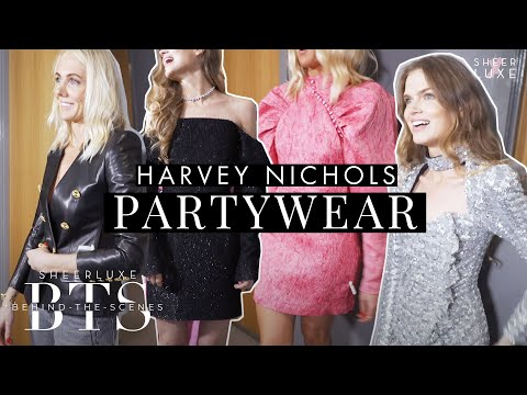 Partywear Come Shopping With Me, Store Tour & Try On | BTS S9 Ep8