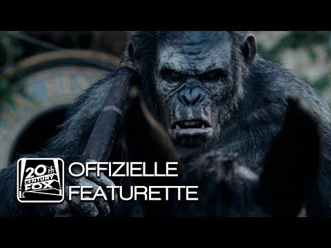 Planet Der Affen: Survival   Featurette: Legacy   German Deutsch HD