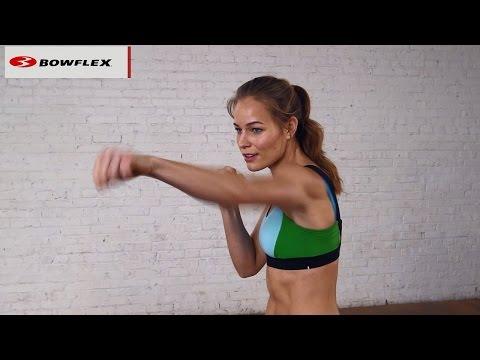 Bowflex® Bodyweight Workout | Six-Minute Standing Ab Workout