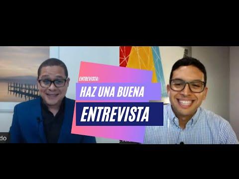 Cosas que debes hacer en una Entrevista de Trabajo - con Ariel Diaz Rios de Consigue tu Trabajo