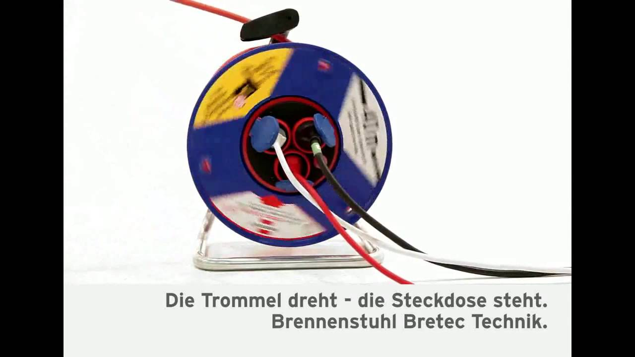 Удлинитель Brennenstuhl Garant Bremaxx 3 гнезда 25m IP44 AT-N05V3V3-F 3G1.5 1199850
