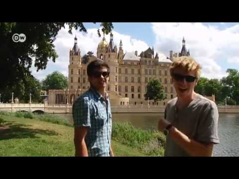 Schwerin - with Two Tourists from the USA | Discover Germany