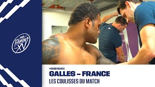 Pays de Galles - France : Les coulisses du match