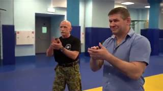 Мастер-класс 'Памяти Алексея Алексеевича Кадочникова'.