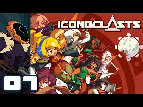 Let's Play Iconoclasts - PC Gameplay Part 7 - Spaceman
