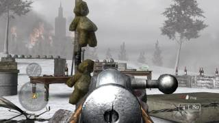 Call of Duty 2 - Part 1 - Longplay - Xbox 360