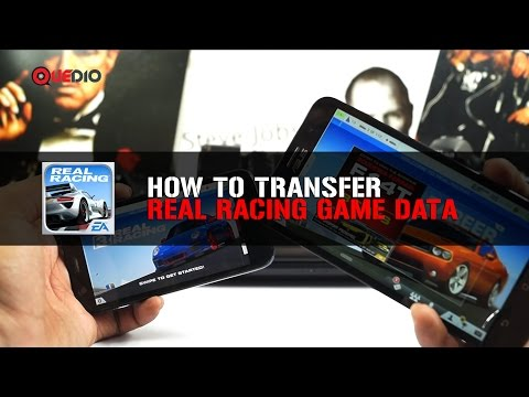 How To Transfer Real Racing Game Data