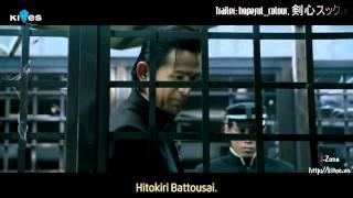 Rurouni Kenshin Trailer 02 - Saito Hajime (J-Zone - KITES.VN)