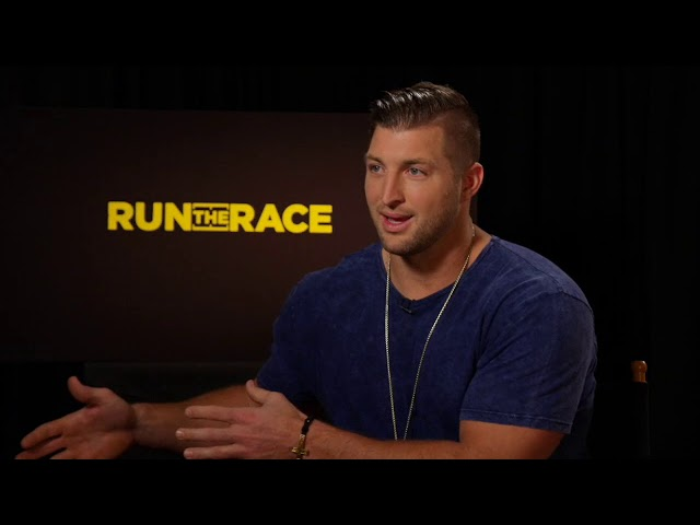 Tim Tebow: Using Influence to Spread Faith, Hope and Love