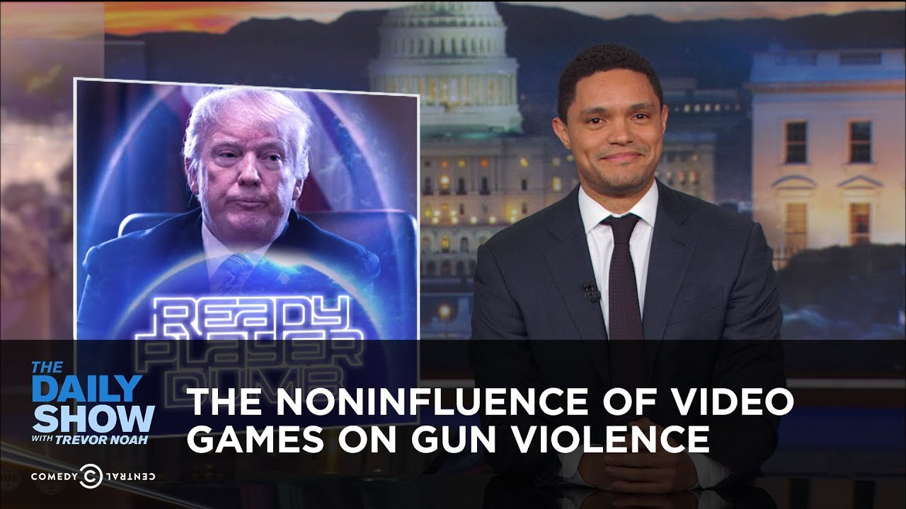 the-noninfluence-of-video-games-on-gun-violence-the-daily-show