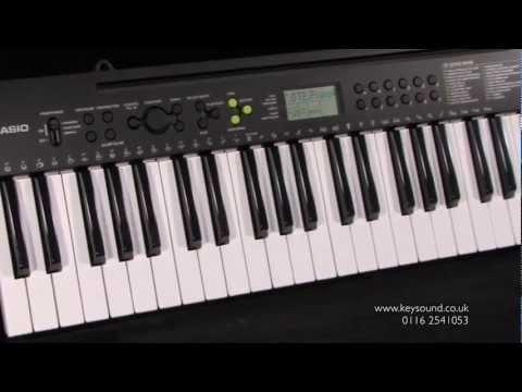 Casio CTK240 Keyboard Demo