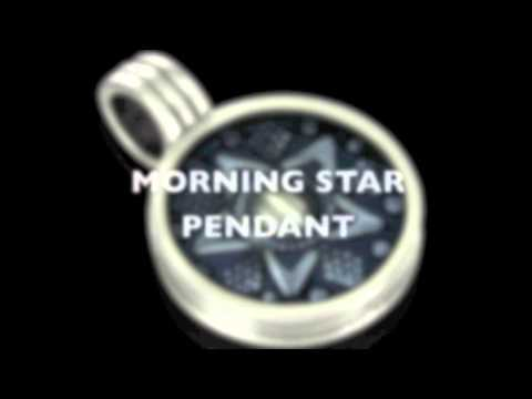 MORNING STAR | Symbolic Of Opportunities And Awakenings | Bico Australia | Jewelry Pendant