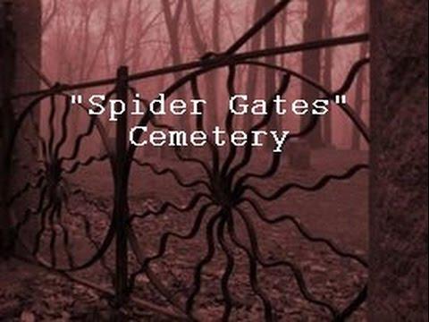 Let's Explore : 002 : Spider Gates Cemetery