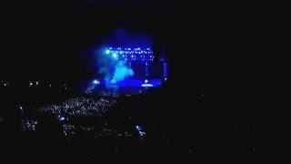 Концерт группы A-HA в Москве (12.03.2016)