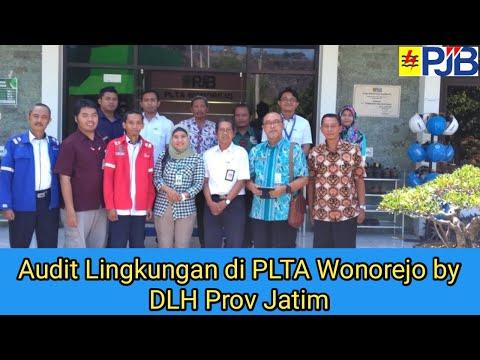 Audit Lingkungan PLTA Wonorejo Oleh DLH Prov Jatim