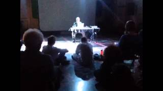 VINE: Yasunao Tone @ ISSUE Project Room (7/2/13)