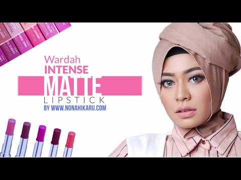 review-&-swatch-wardah-intense-matte-lipstick