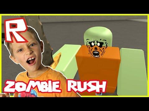 Zombie Rush - THE LAST ONE ALIVE   Roblox
