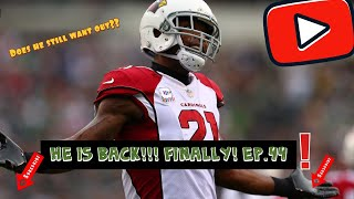 Patrick Peterson just came on the 6 game suspension and boy was he missed!!! Ep. 44